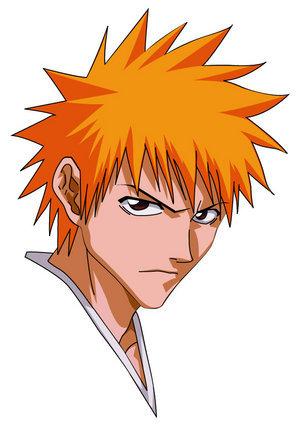 ichigo kurosaki face - photo #20