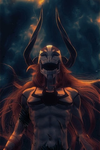 Deadly Ichigo form! | Daily Anime Art