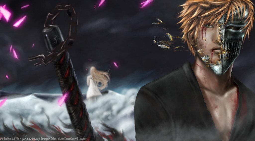 Ichigo bleach final 2