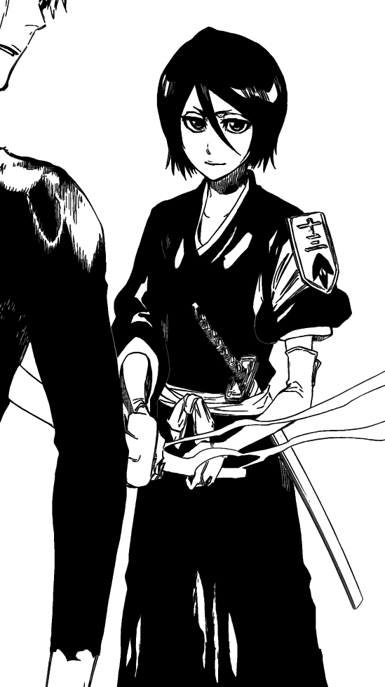 Rukia's New Look Anime   Tokyo Gazette