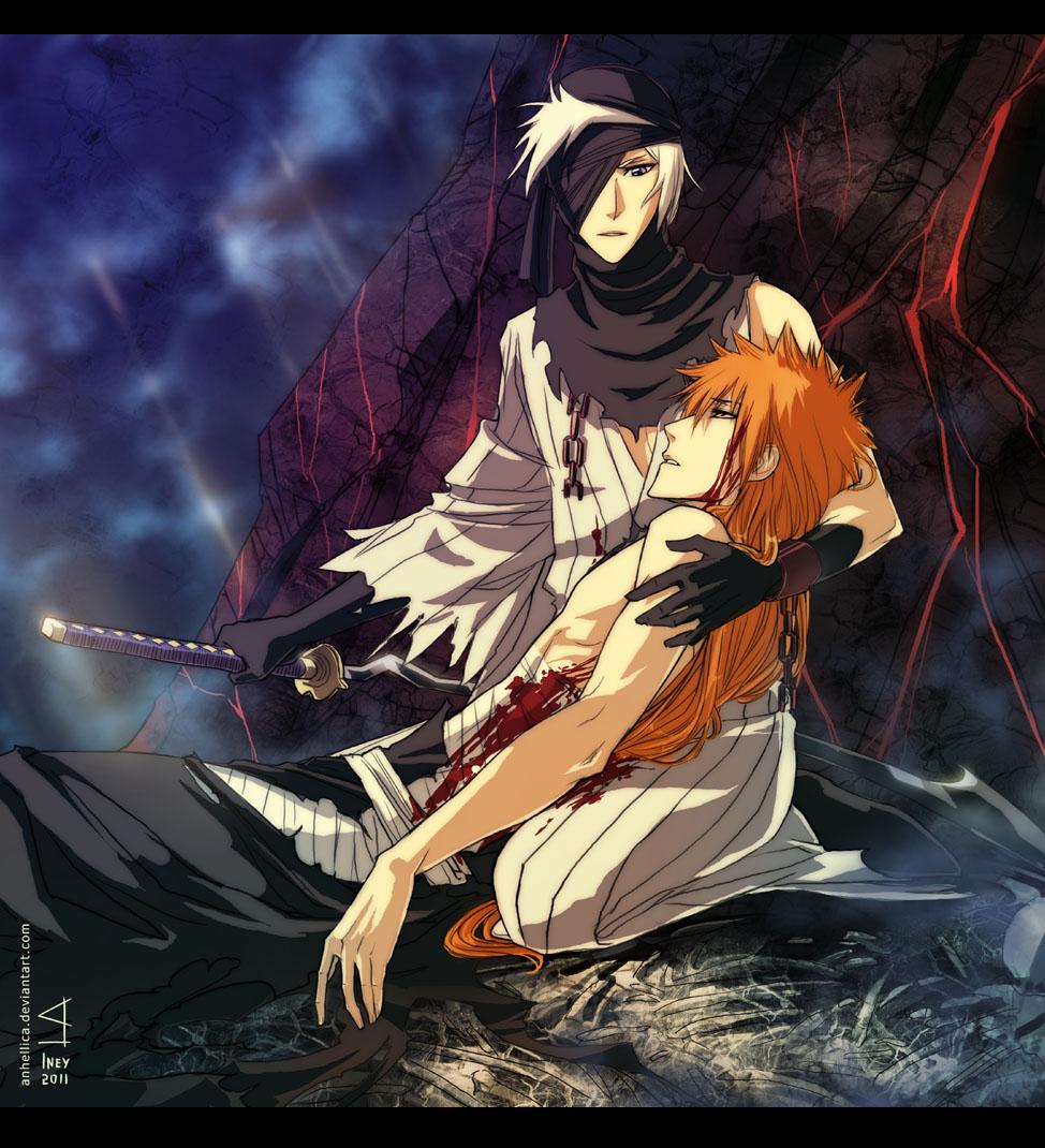 Ichigo Kurosaki Hell Chapter | Daily Anime Art