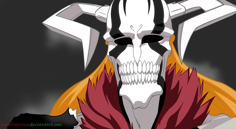 Ichigo Kurosaki Different Hollow Forms | Daily Anime Art