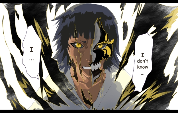 Soi Fon Hollow Form Vizard
