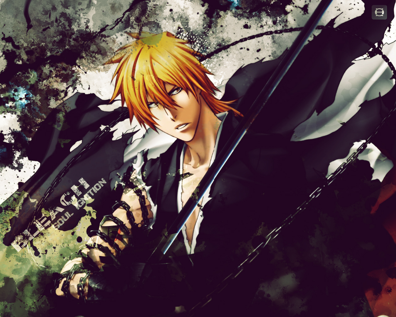 bleach wallpaper bankai