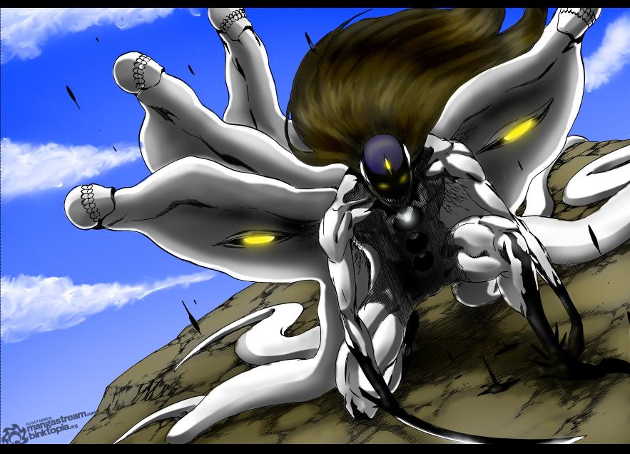 Sosuke Aizen 5th Captain / Arrancar Leader   Daily Anime Art  Sosuke Aizen 5t...