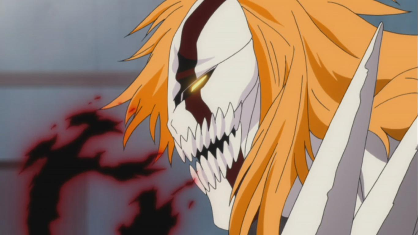 Hollow Ichigo Rage – Bleach 338 | Daily Anime Art