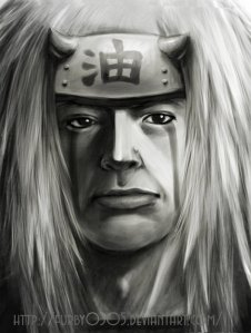 Jiraiya by Furby0305
