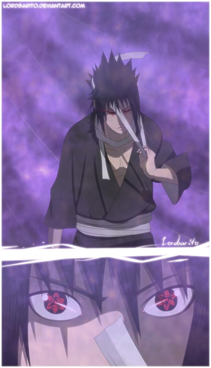 Eternal Mangekyou Sharingan Sasuke Ninja Storm 3 | www ...