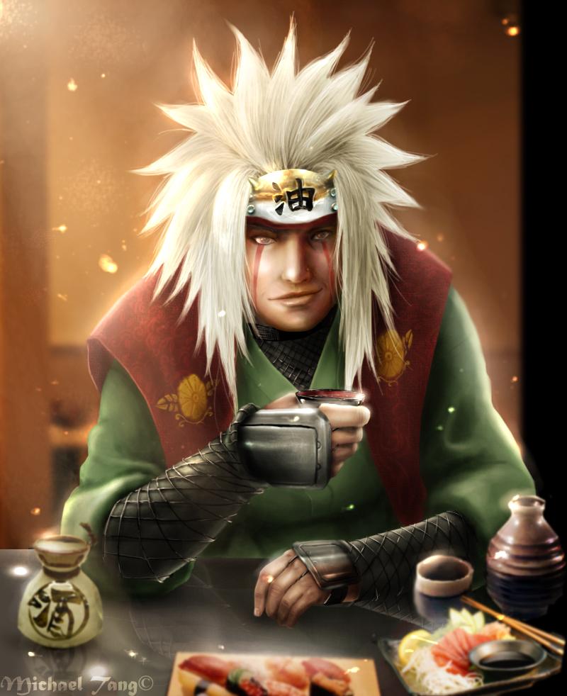 Boruto Jiraiya: Jiraiya - Naruto Shippuden
