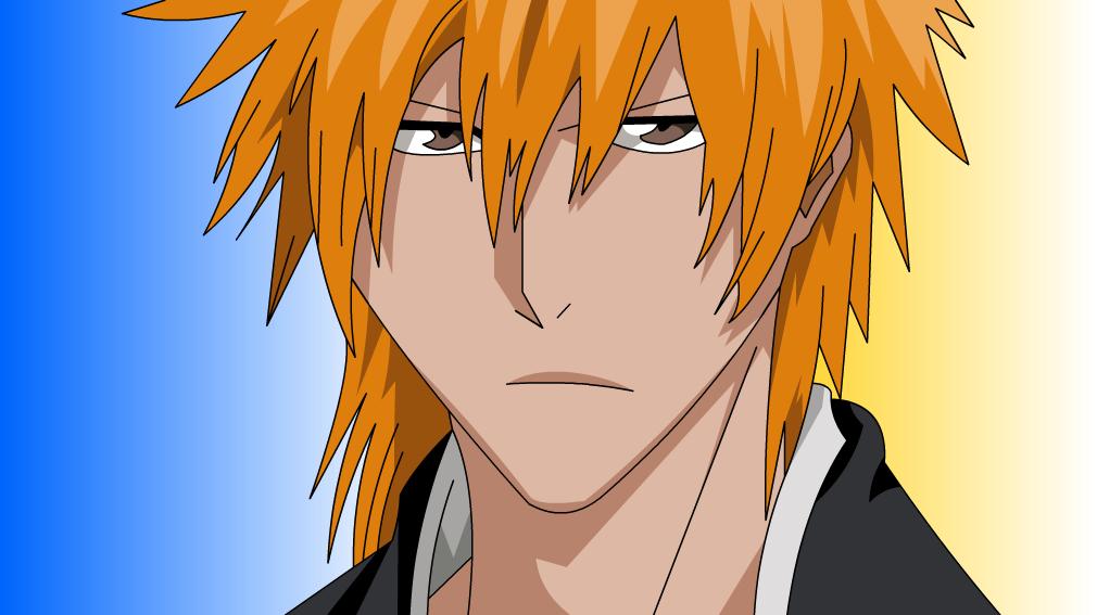 ichigo kurosaki face - photo #4