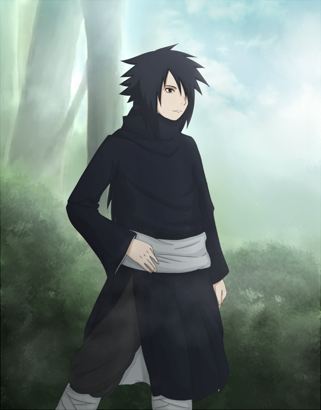 Izuna Uchiha Uchiha Clan Daily Anime Art