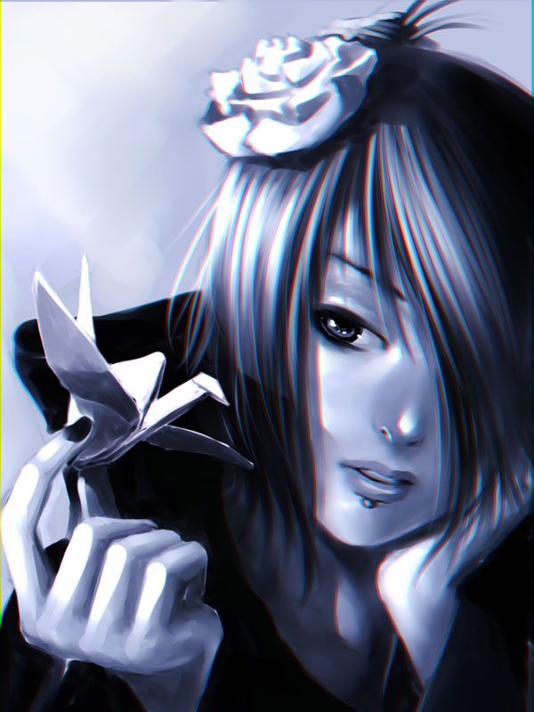 Konan – Akatsuki And Team Jiraiya | Daily Anime Art