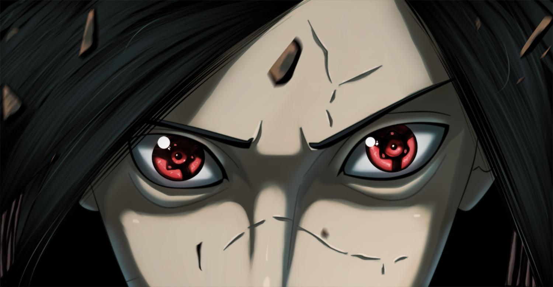 Uchiha Madara Mangekyou Sharingan and Rinnegan – Naruto ... Naruto Madara Sharingan
