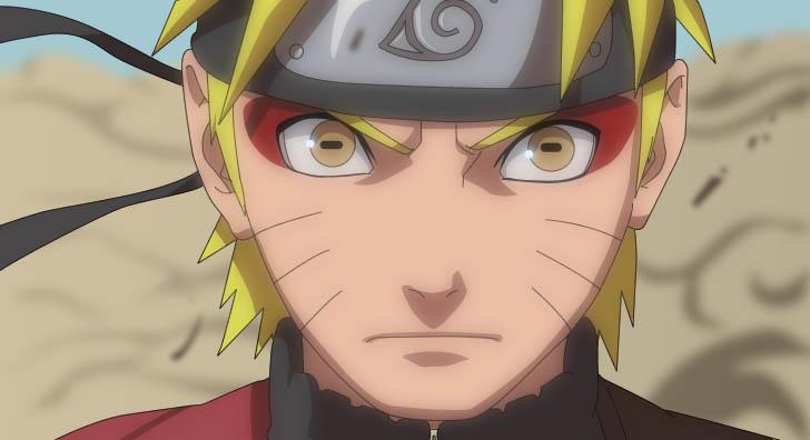 Naruto Uzumaki Shippuden Sage Mode