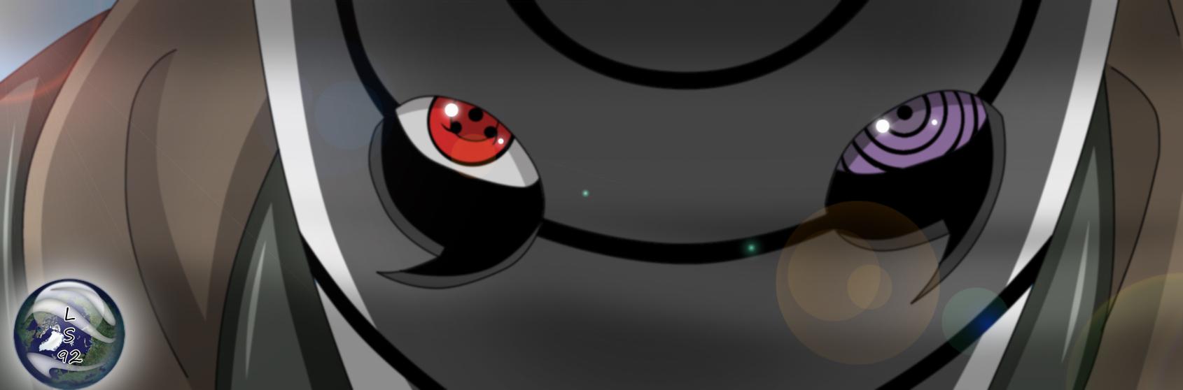 Tobi - Naruto (With Rinnegan) Minecraft Skin