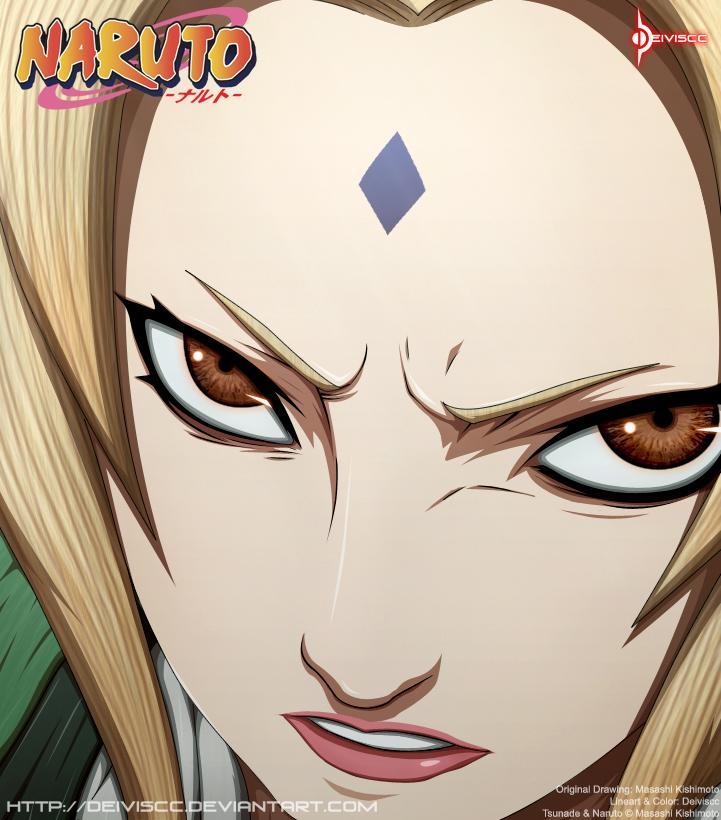Tsunade: Im Heading Out! – Naruto 561 | Daily Anime Art
