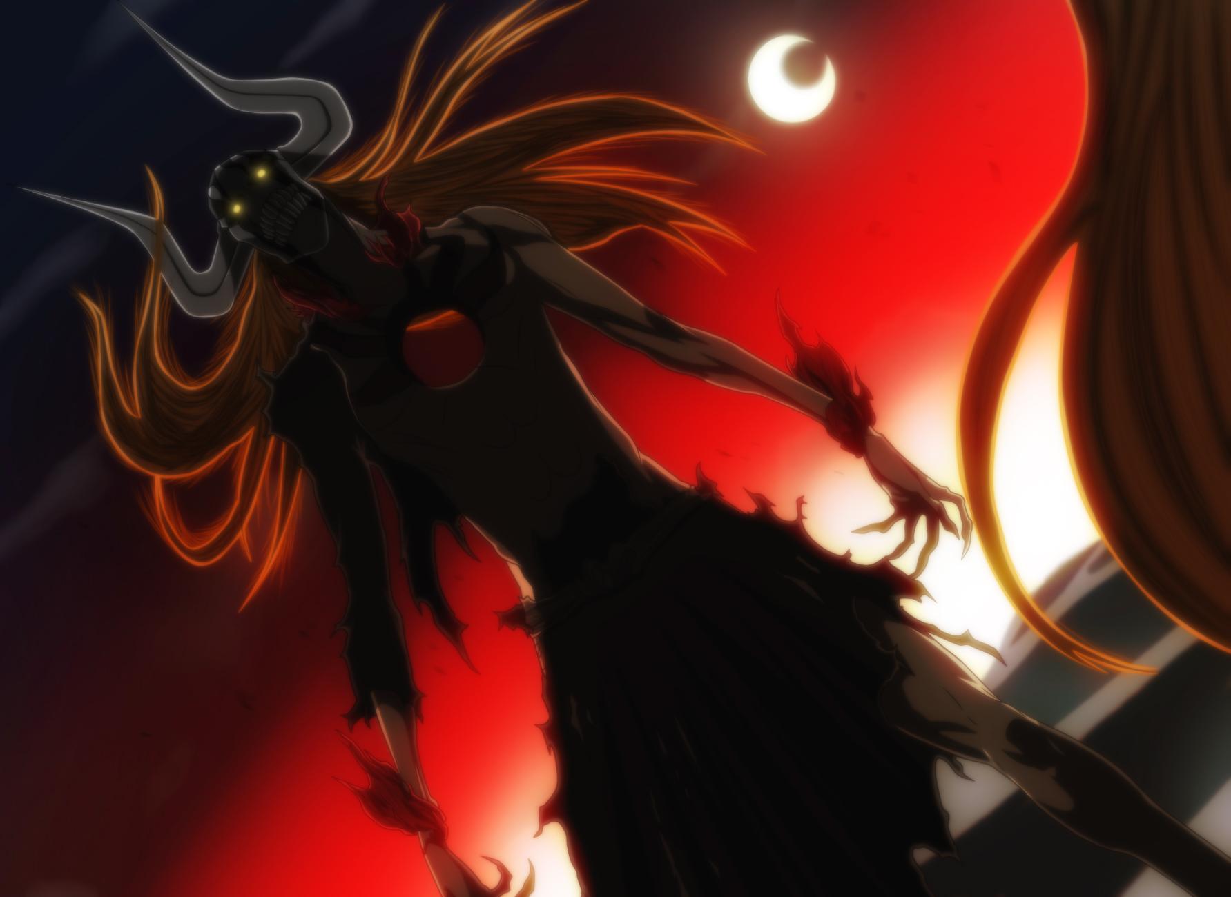 8 Cool Hollow Ichigo Wallpapers | Daily Anime Art