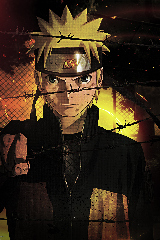 naruto iphone wallpaper