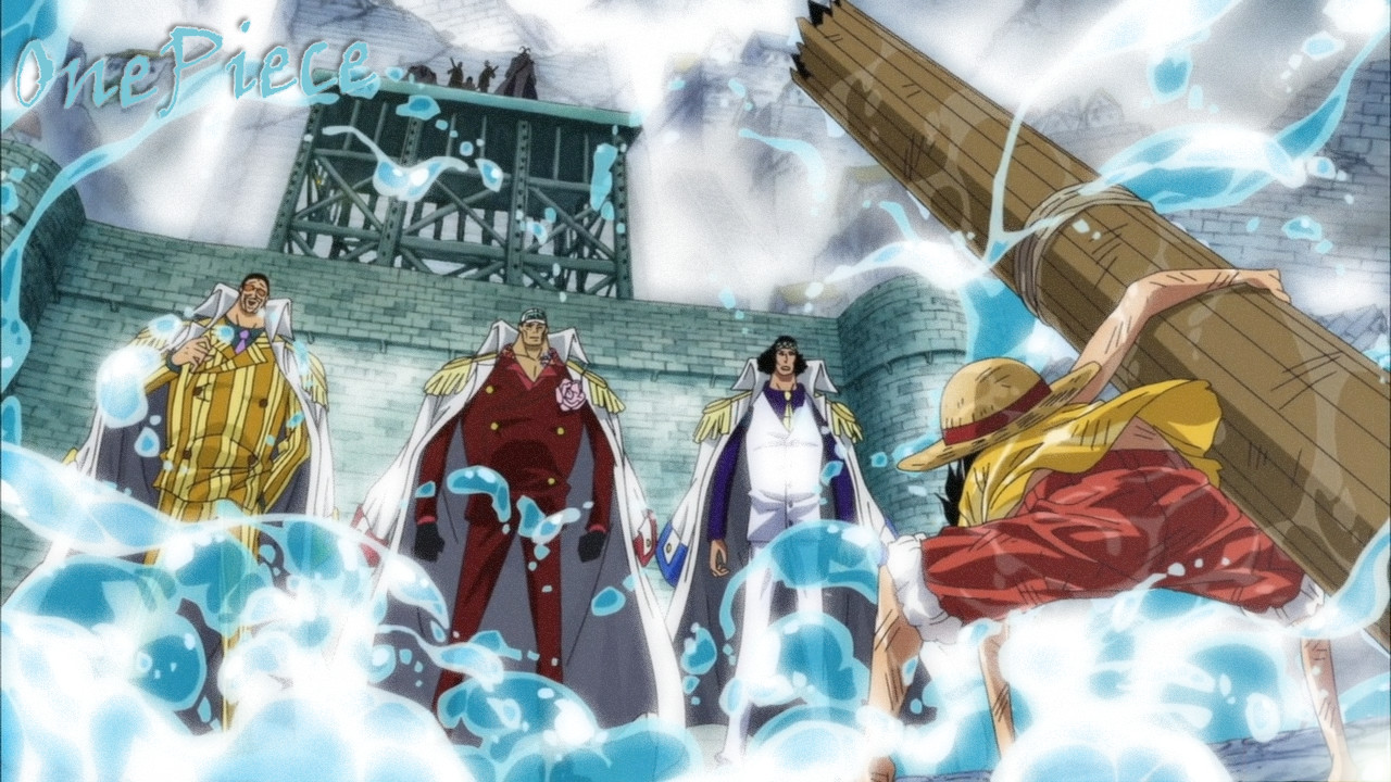 10 Amazing One Piece Wallpapers