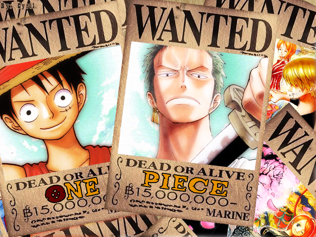 one piece wallpapers wanted - photo #18
