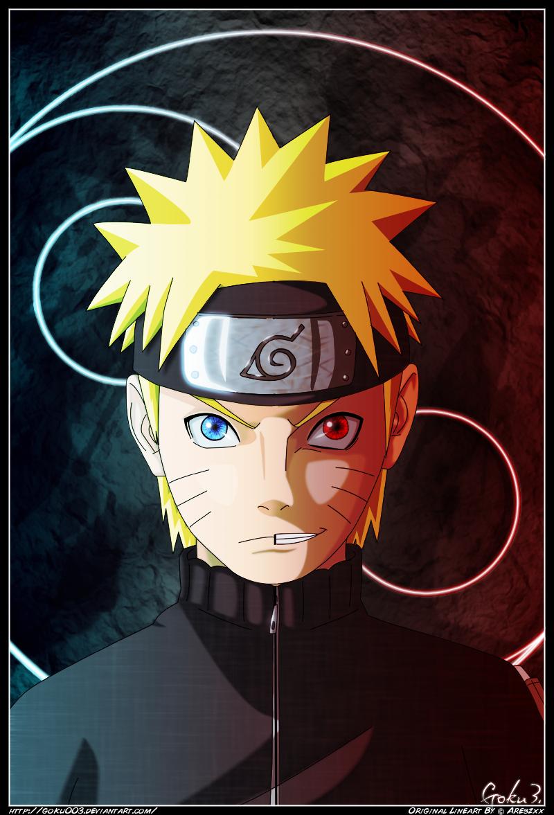 Dark Naruto – Naruto's True Self | Daily Anime Art