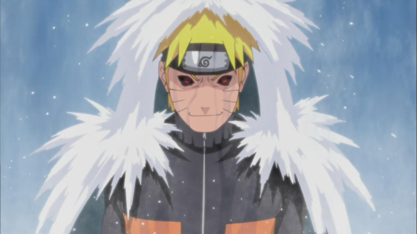 Naruto's True Self – Naruto Shippuden 243 | Daily Anime Art