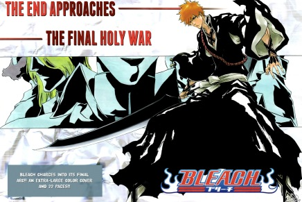 Bleach Manga to End with Chapter 686