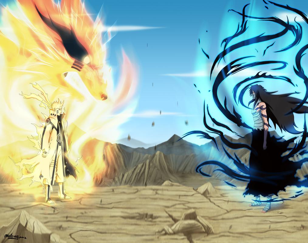Ichigo vs Goku – Final Getsuga Tenshou vs Super Saiyan 4 | Daily ...