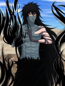 naruto vs ichigo bijuu mode vs final getsuga tenshou daily anime art
