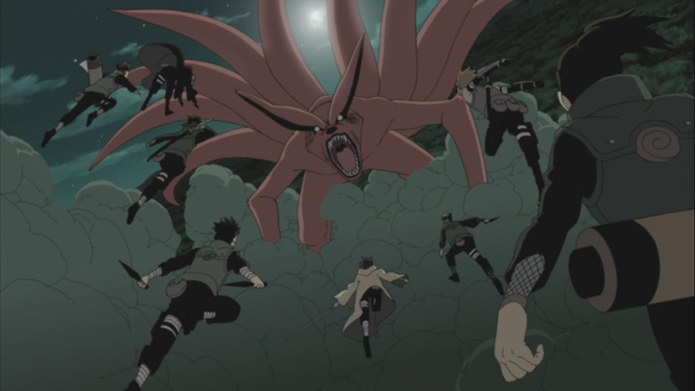 minato and kushina save naruto naruto shippuden 249 daily anime art