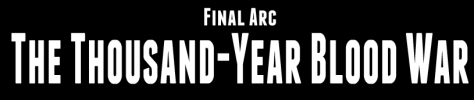 Final Arc The Thousand-Year Blood War