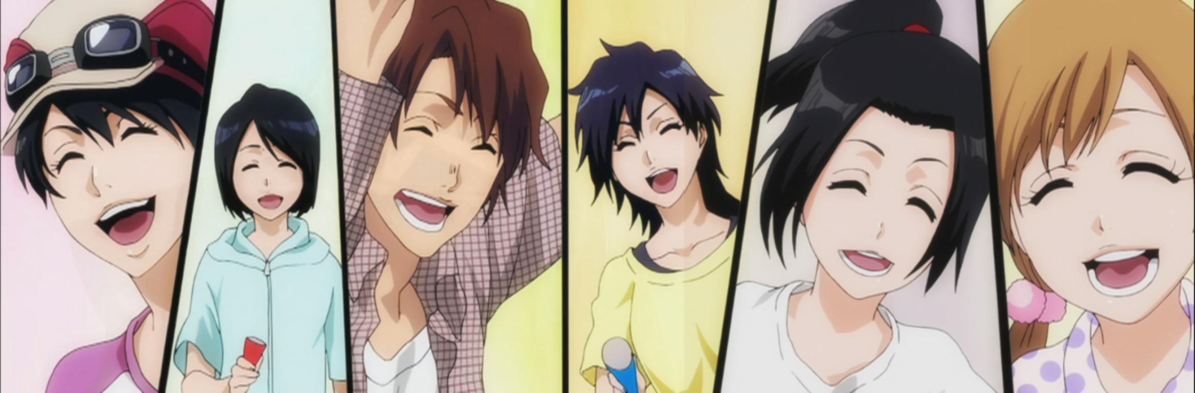 ichigo vs tsukishima � bleach 359 daily anime art