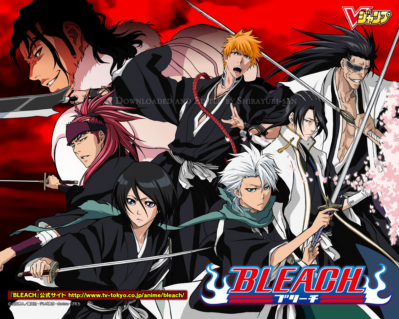 bleach wallpaper New Bleach Anime Full HD Wallpaper  Just