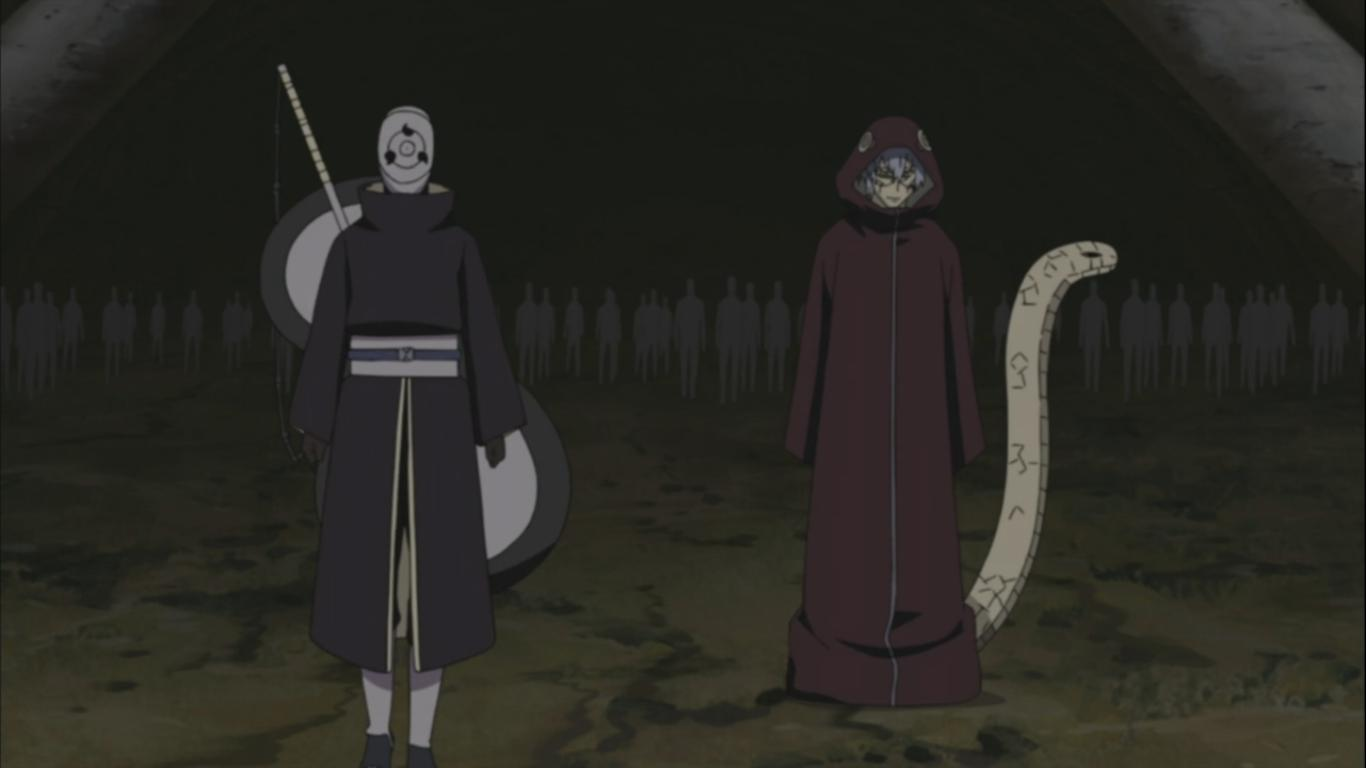 The Fourth Great Ninja War Begins! – Naruto Shippuden 256