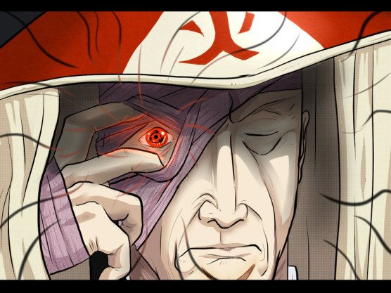 Image result for danzo shimura