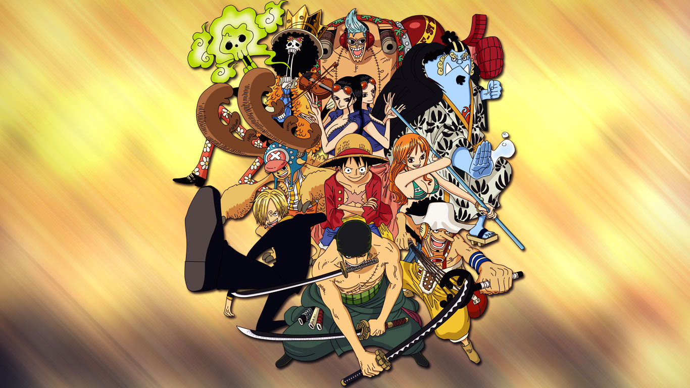 10 Incredible One Piece Wallpapers Daily Anime Art