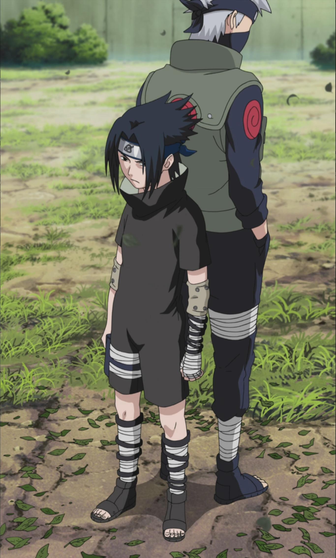 Naruto Saves Team 7 – Rivals – Naruto Shippuden 258 | Daily