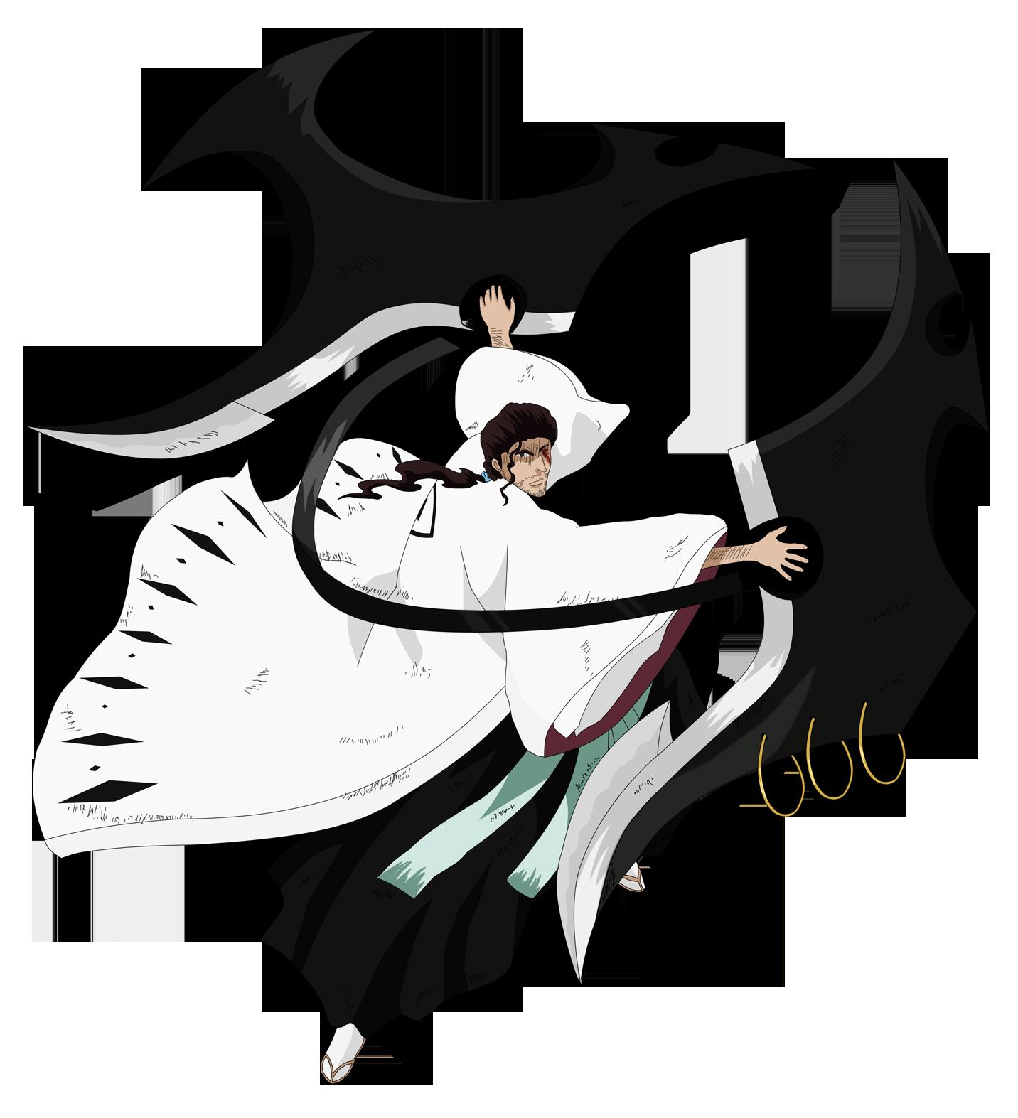 Shunsui Kyoraku's Bankai – Predictions | Daily Anime Art