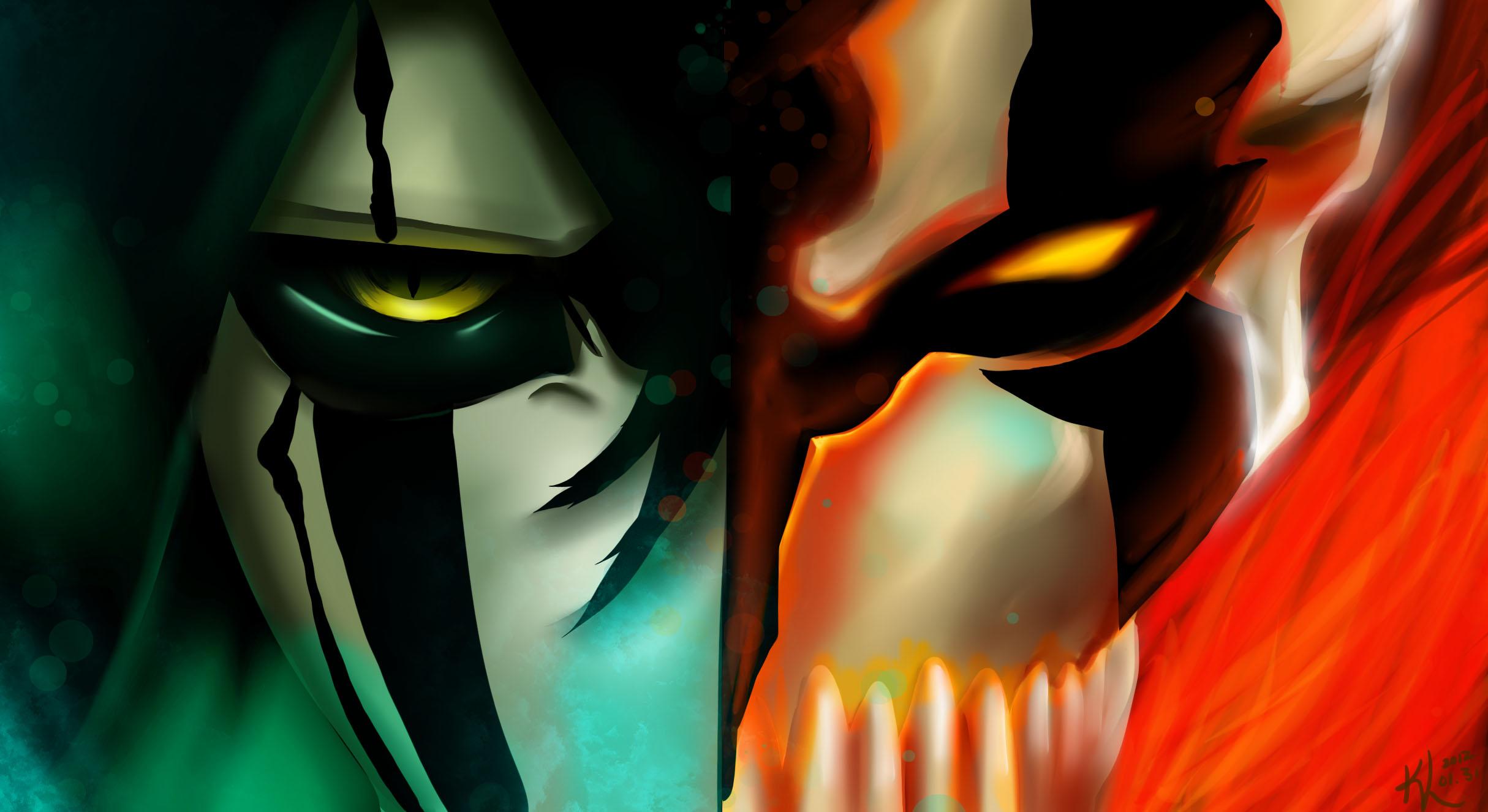 A Timeless Fight Ulquiorra Vs Hollow Ichigo