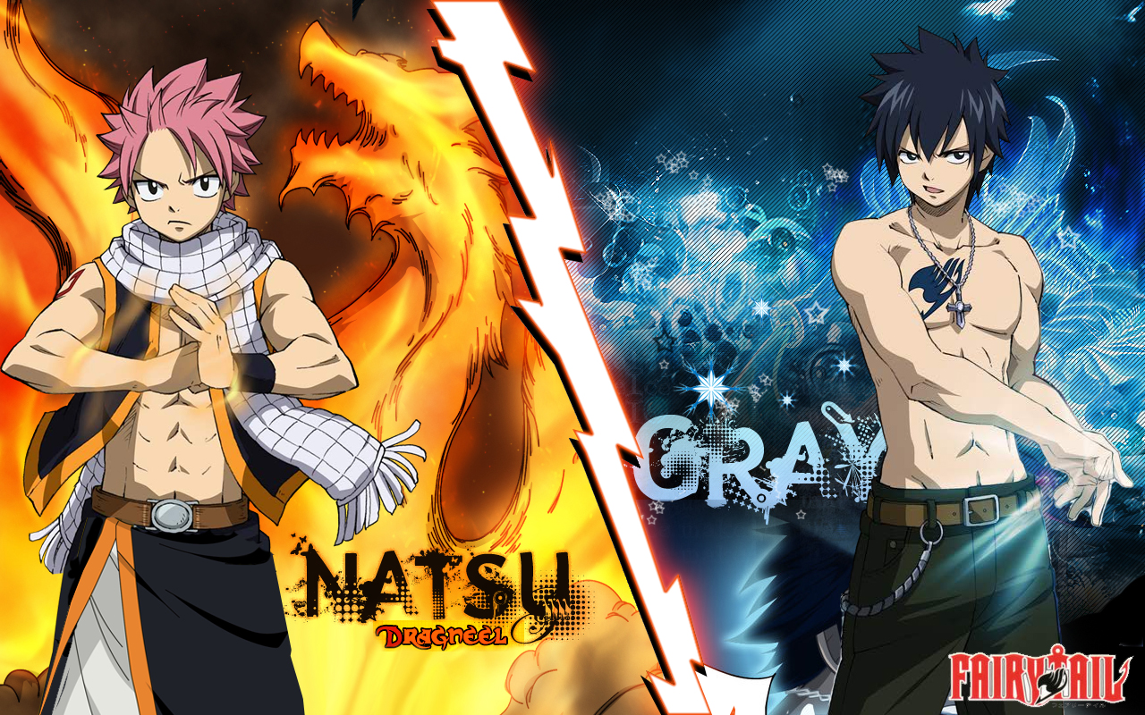 10 UNSEEN Fairy Tail Wallpapers!