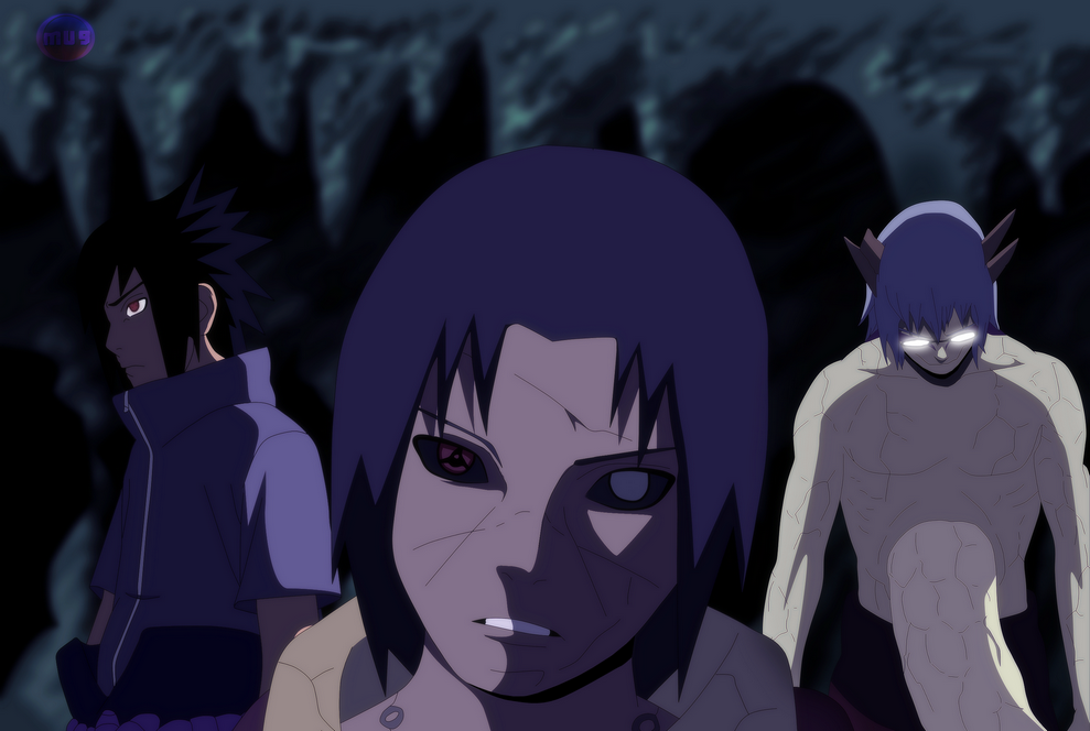 Sasuke And Itachi Vs Kabuto Itachi sasuke vs kabuto