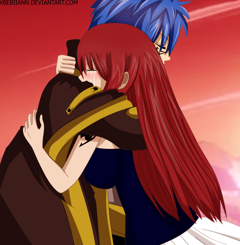 fairy tail erza and jellal relationship questions