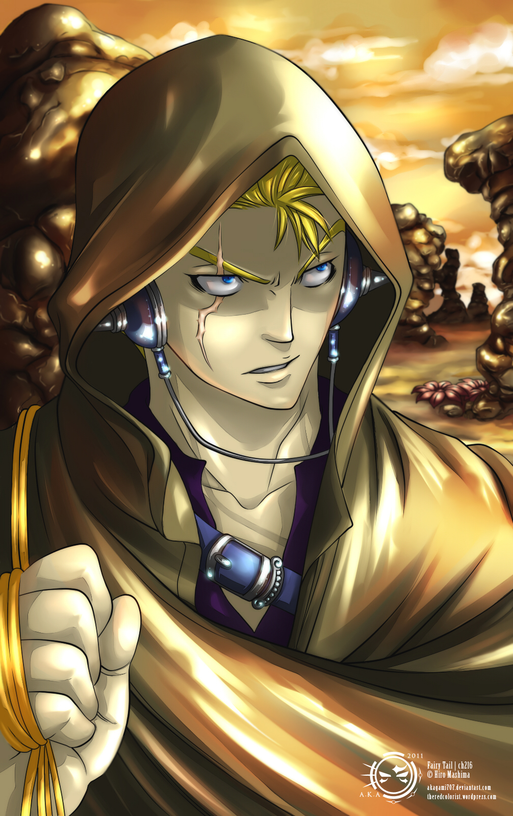 Laxus dreyar fairy tail daily anime art - Image manga fairy tail ...