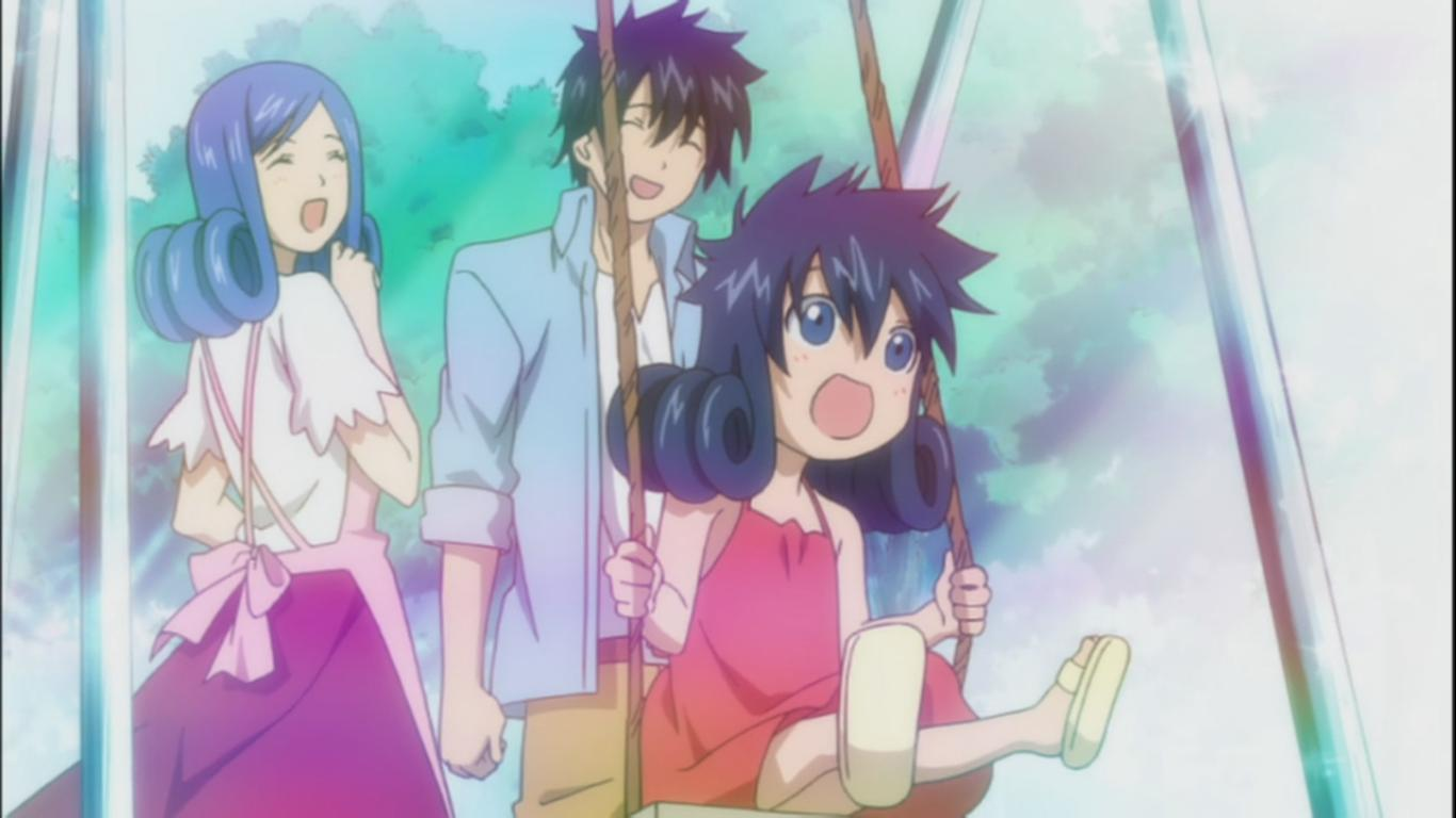 Traveling Companions Fairy Tail 133 Daily Anime Art