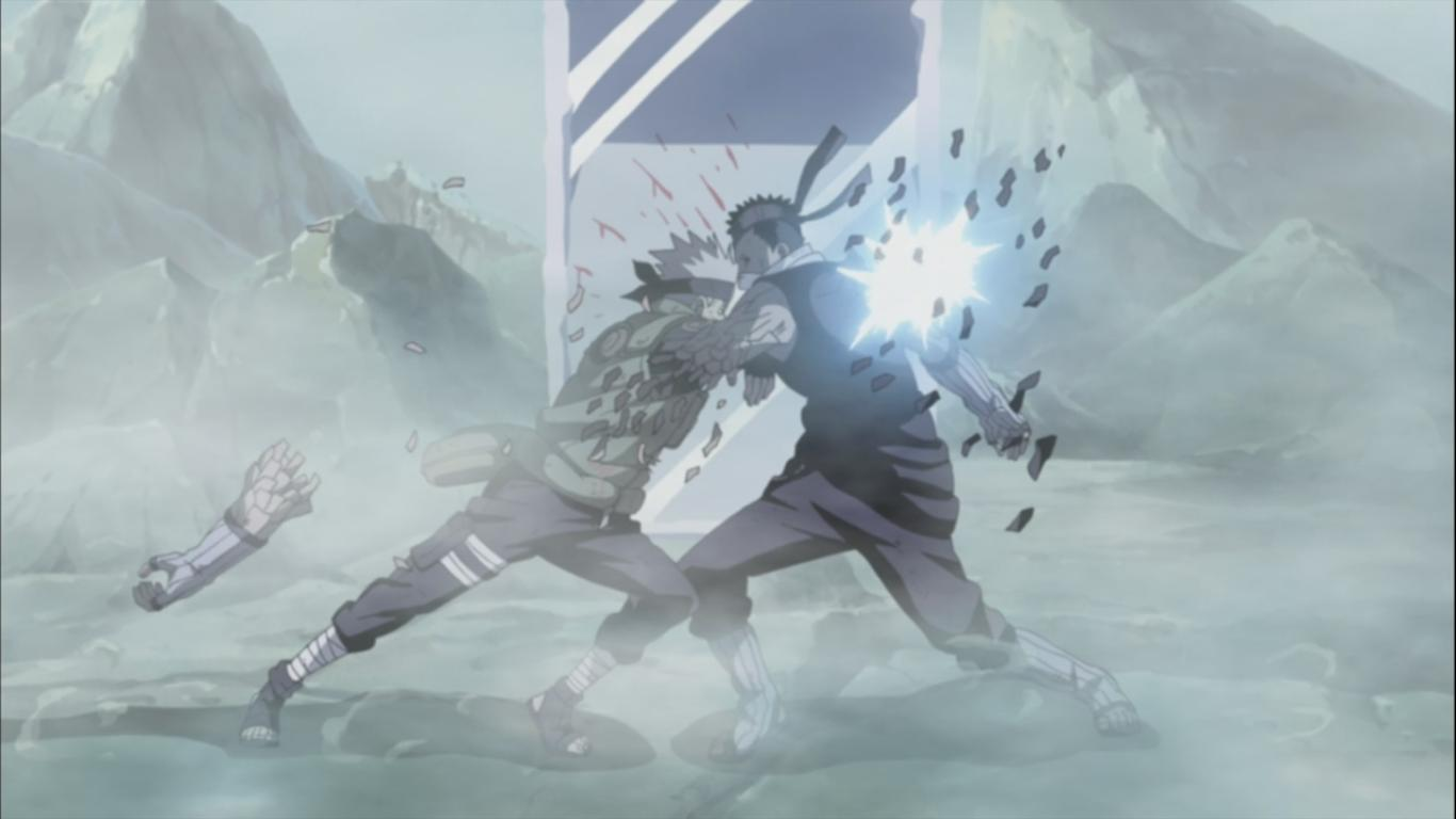 Zabuza Is Sealed Kakashi Is Pissed Naruto Shippuden