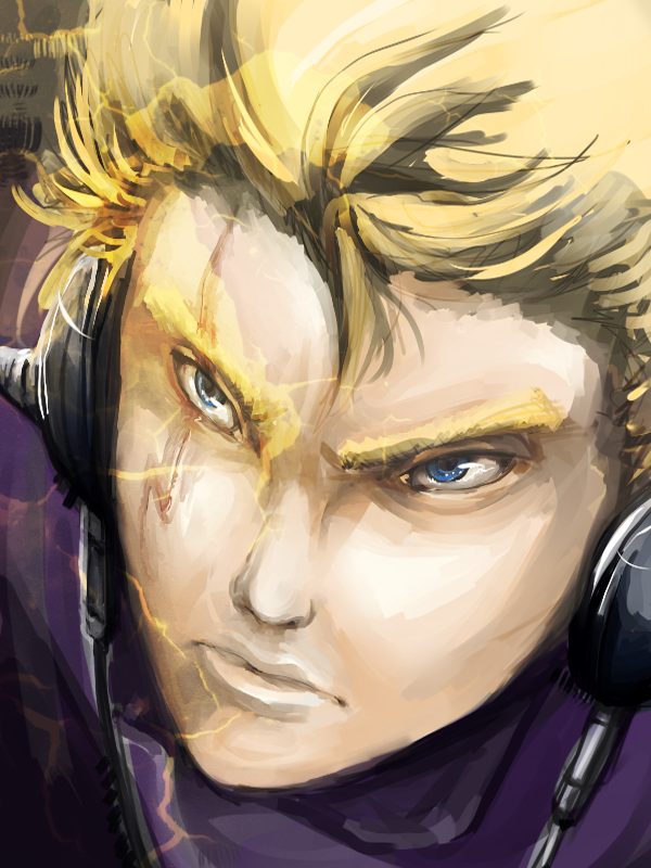 Laxus Dreyar – Fairy Tail | Daily Anime Art