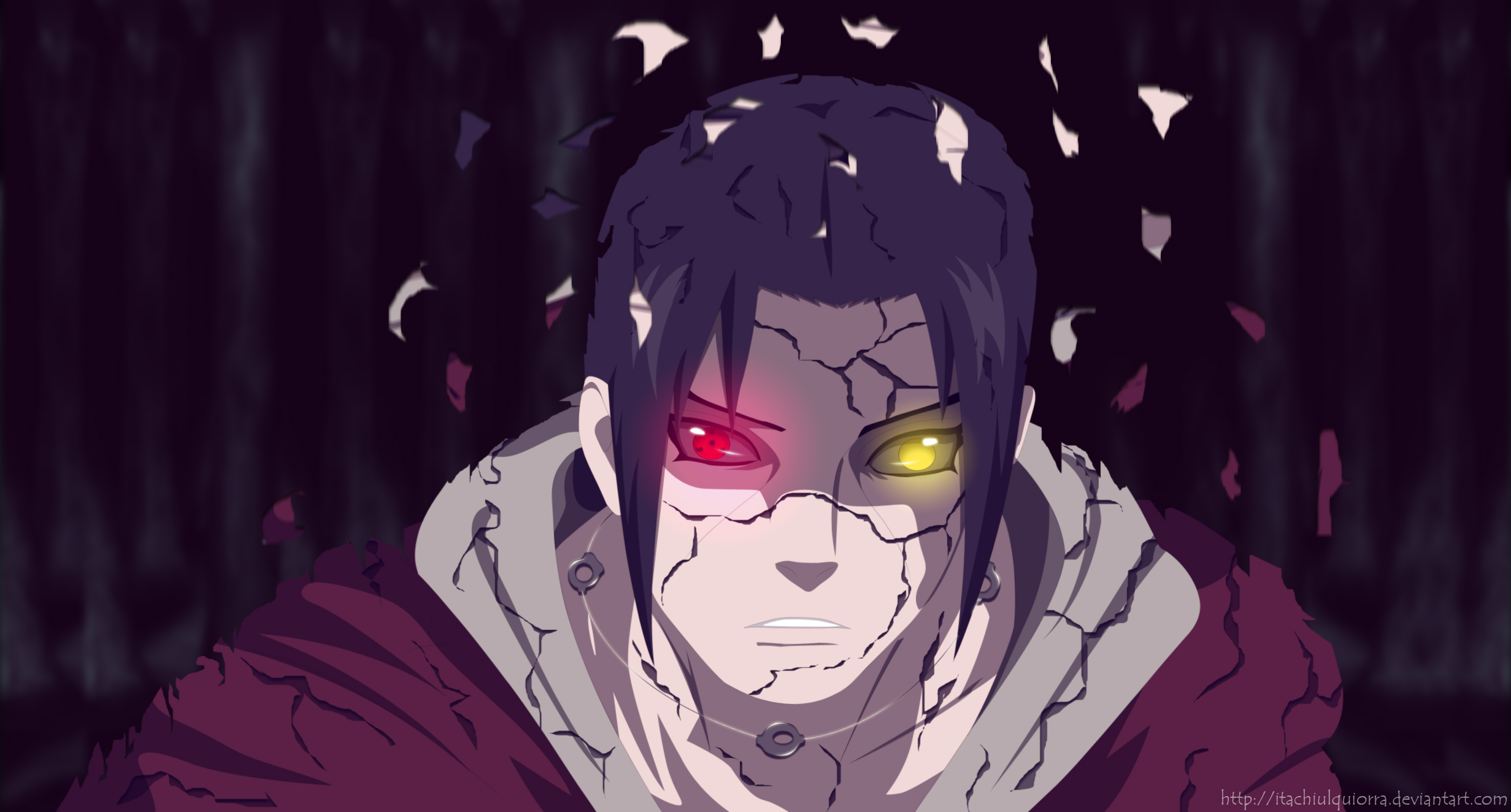 Itachi Loves Sasuke Edo Madara Uchiha Disappears