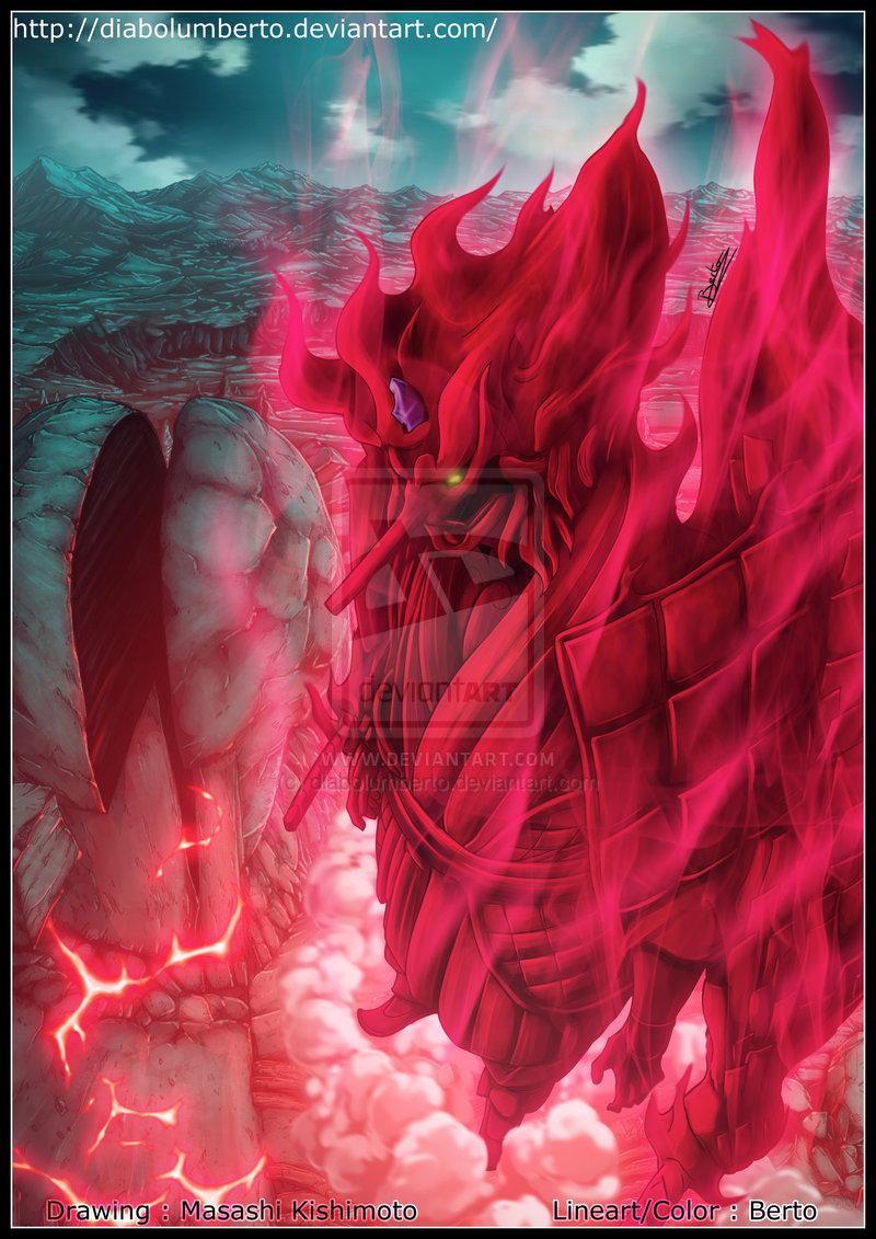 Edo Tensei Release – Perfect Susanoo Form Stabilized ...