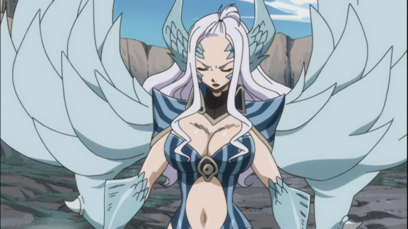Mirajane S Demon Halphas Unleashed Chaos Descends Fairy Tail 138 Daily Anime Art A satan soul form that allows the user to take over the appearance, abilities and powers of the demon halphas. mirajane s demon halphas unleashed