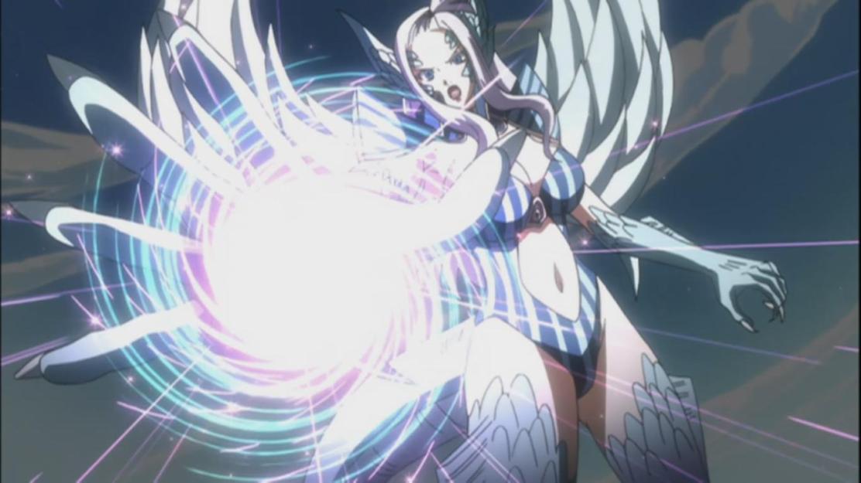 Mirajane's Demon Halphas Unleashed – Chaos Descends ...